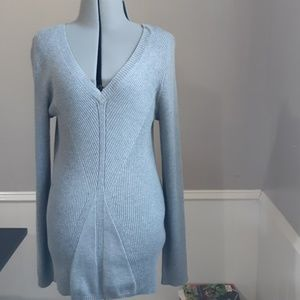 DKNY  Jeans ribbed knit sweater